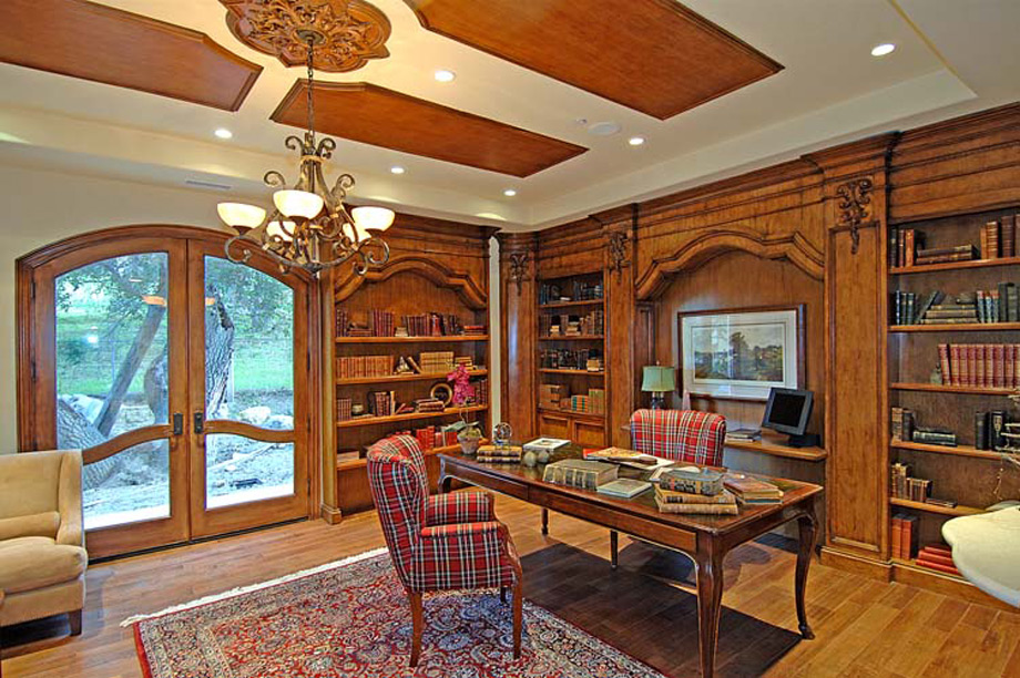 Custom Home Offices in Los Angeles
