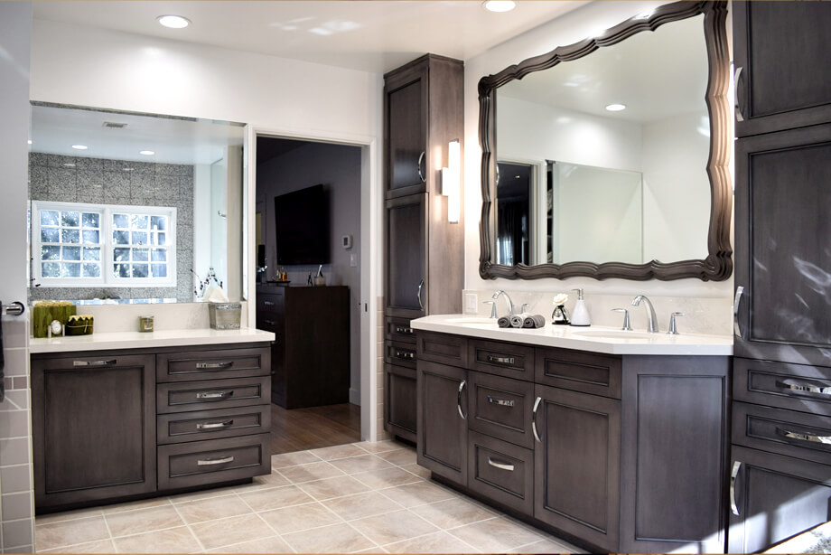 Custom Bathroom Vanities California