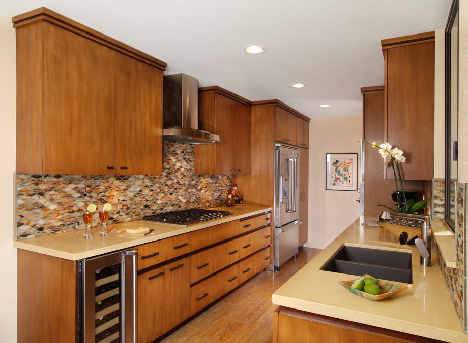 Los Angeles Custom Kitchen Cabinets | Jeannot Fine Furniture