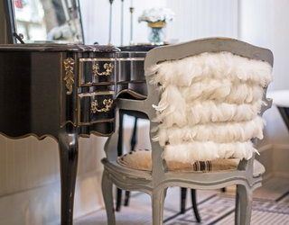 Furniture and Fashion Design Using Feathers