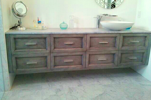 Custom Cabinets California