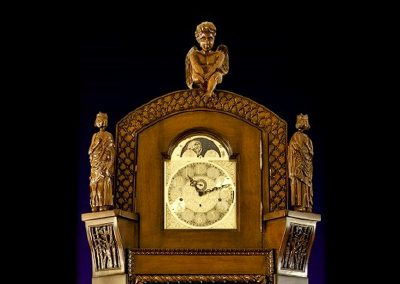 Custom Built Grandfather Clocks