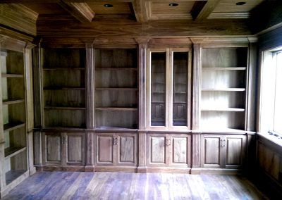 Custom Furniture for Libraries & Offices
