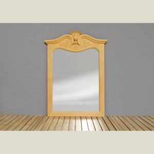 French Provincial Traditional Mirror