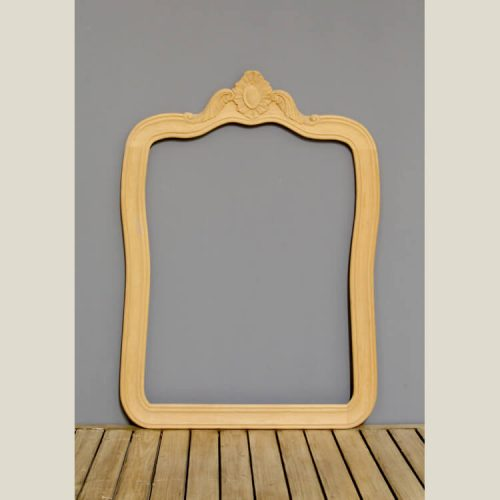 French Country Traditional Mirror