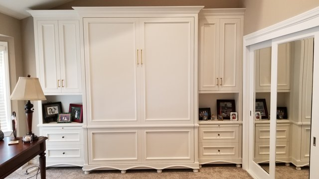 Custom Built Murphy Beds