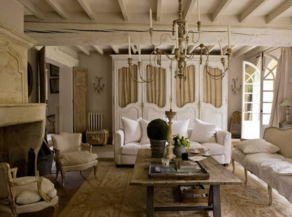 Country French Design Style